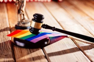 When looking for LGBT services for legal cases